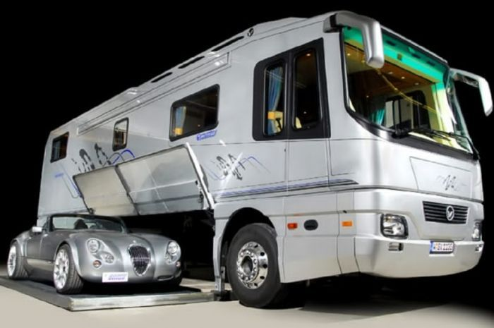 The World S Most Expensive Rv Designs