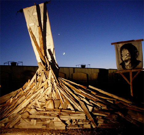 architectural-installation-art-project