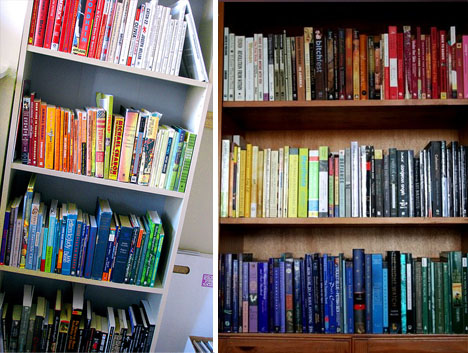 books-by-color