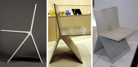 concrete-steel-modern-chair-designs