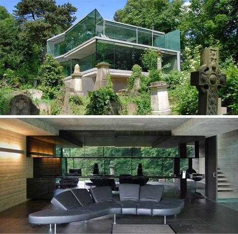 Mad Genius or Both Radical Living Room Interiors