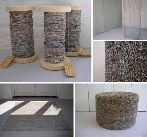 recycled-homespun-newspaper-yarn