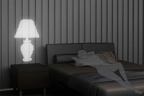 Solar Ed Interior Light Design Cool Or Kitsch
