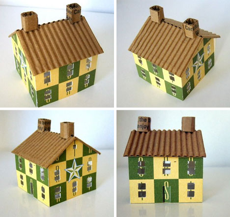 architectural-colorful-cardboard-model