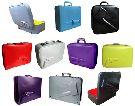 artistic-colored-funny-suitcases