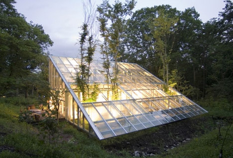 The Ultimate Camouflage Creative Green House Habitat