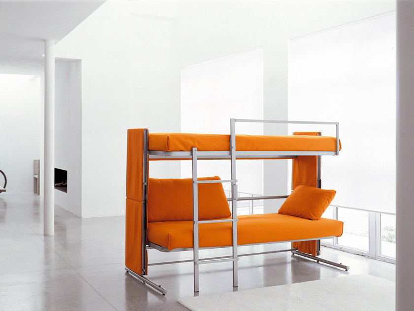 Fantastic Sofa Transforms Into A Bunk Bed Designs Ideas On Dornob Ibusinesslaw Wood Chair Design Ideas Ibusinesslaworg