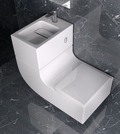 Space Saving Sink And Toilet Combo Designs Amp Ideas On Dornob