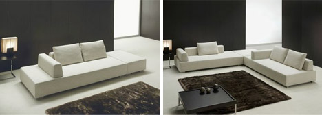 Incroyable Creative Clean Modern Modular Couch