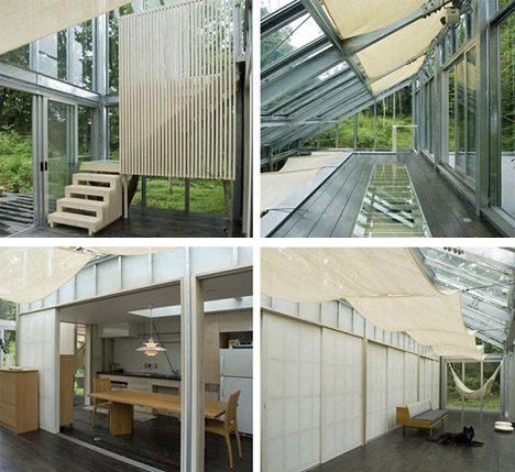 Creative Green House Interior Design Part 33