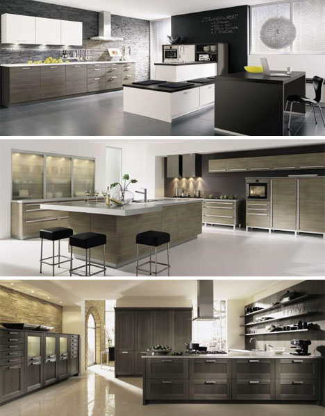 Creative Kitchen Interior Designs