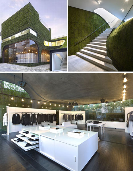 green-store-design-interior