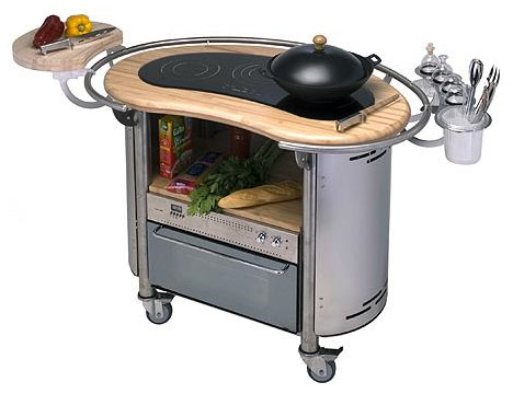 mobile-outdoor-cooking-appliance - Portable Cooking Appliances & Mobile Kitchen Stations