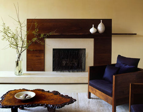 Integrated Living Room Interior Designs by Amy Lau