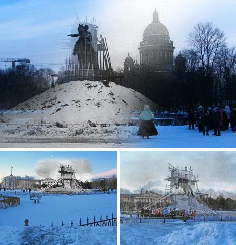 past-present-construction-history