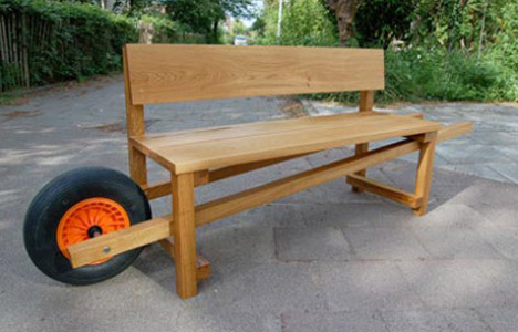 rolling-portable-outdoor-wooden-bench