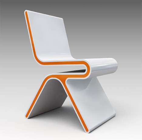 Futuristic Furniture Ultramodern Desk Amp Chair Design Set