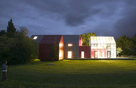 sliding-house-at-night