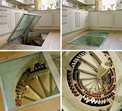& Wonderful Wine Cellars For Any Room in Your House