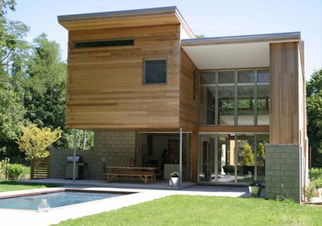 High Quality Sustainable Green Home Design Part 21