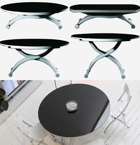 transforming-metal-collapsing-dinner-table