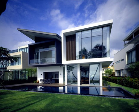 Swell Ultramodern House Works Despite Small Lot Size Designs Download Free Architecture Designs Viewormadebymaigaardcom