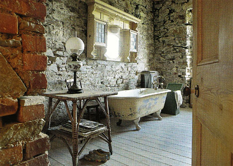 vintage bathrooms designs. Vintage-bathroom-interior-design Vintage Bathrooms Designs