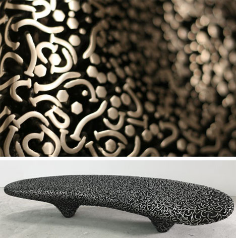 benches-artistic-nails-metal