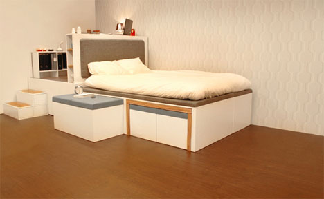 Merveilleux Compact Simple Modern Furniture