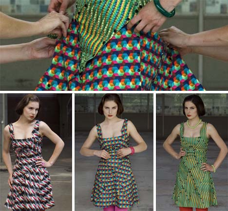 Diy Color Your Own Dress