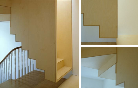 hanging-suspended-wooden-staircase