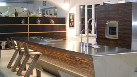 Kitchen Modern Wood Design