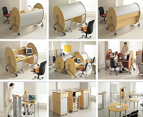 Rolltop Desks Revisited Modern Affordable Portable Designs Ideas On Dornob