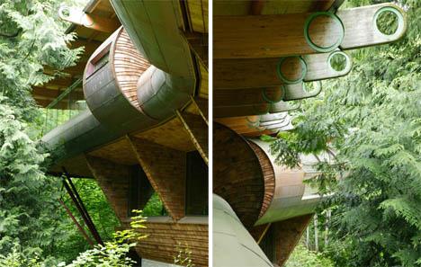 Organic Architectural Design Details