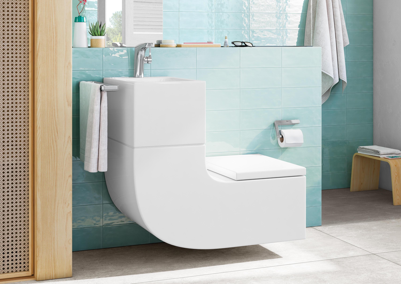 Space Saving Sink And Toilet Combo Designs Ideas On Dornob