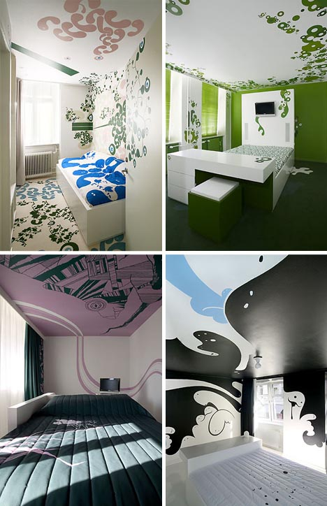bedroom-colorful-patterned-interiors