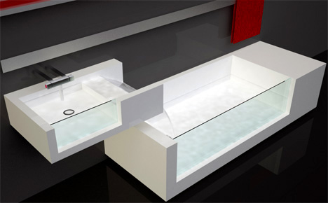 combined-waterfall-for-bathroom-design