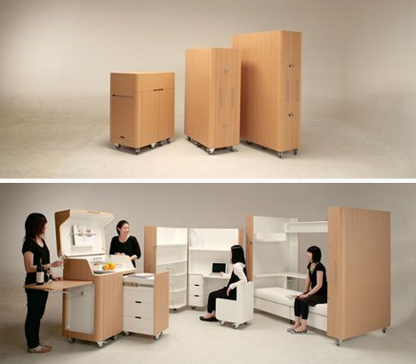 space saving office. space saving office r