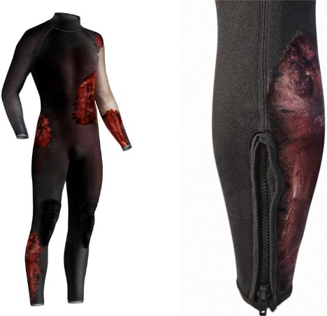 creative-shark-attack-wetsuit