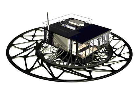 floating-futuristic-house-design