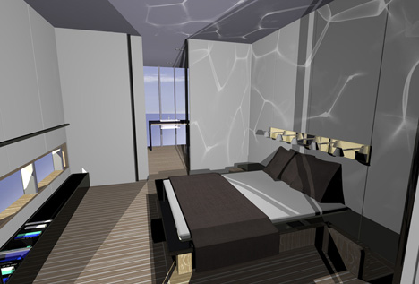 floating-futuristic-houseboat-bedroom