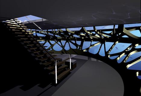 floating-futuristic-houseboat-interior
