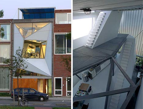 funky-unusual-angled-house