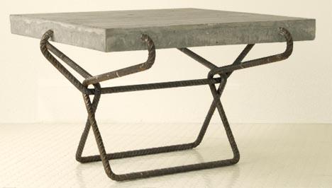 mixed-metal-concrete-table