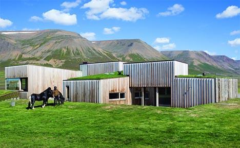 creative home designs. Mountain Creative Home Design Green Mountain Home Mixes Modern And Rustic Style