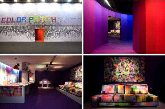 Colorful Pixel Couches Amp Chairs Designs Amp Ideas On Dornob
