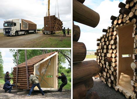 portable-prefab-wood-log-cabin