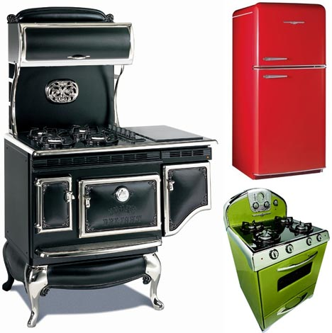 Retro Kitchen Appliance Designs: Cool, Cliche or Kitsch?
