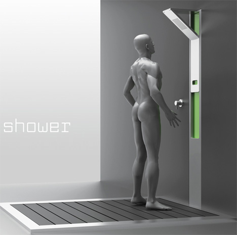 sleek-ultramodern-shower-interior