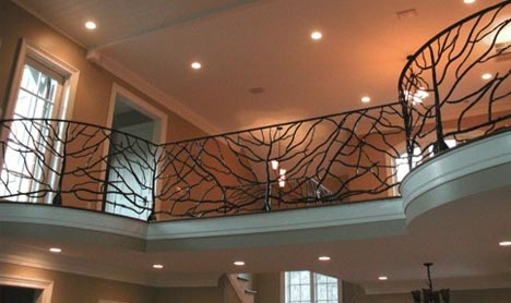 tree-shaped-hand-crafted-railing
